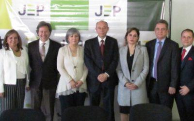 Comunicado a la opinión pública sobre la designación de nuevos fiscales dentro de la Unidad de Investigación y Acusación de la JEP