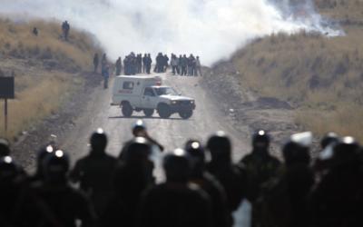 Líderes y lideresas sociales que defienden el territorio en la Región Andina:  Tema de audiencia en la CIDH