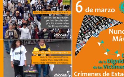 Carta abierta a la Comisión de la Verdad en el Día de la dignidad de las víctimas de crímenes de Estado