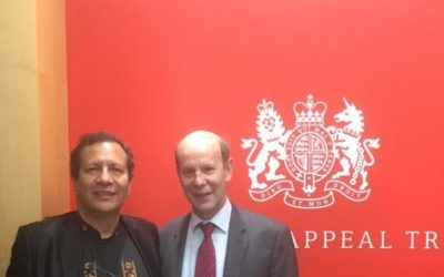 Colombia / Reino Unido: el abogado colombiano de derechos humanos Luis Guillermo Pérez visita el Reino Unido