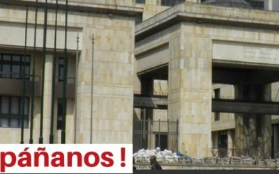 More than 7,000 organizations and individuals urge the Colombian Constitutional Court to eliminate the censorship of human rights defenders from becoming Judges and Magistrates of the Special Jurisdiction for Peace