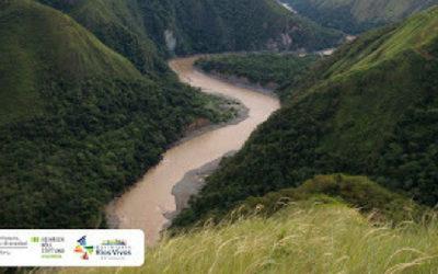 El río Cauca exige su libertad. El río Cauca le habla a Colombia