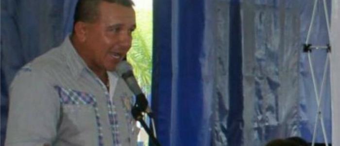 Amenazas de muerte contra Héctor Sánchez Gómez, defensor ambiental y líder social