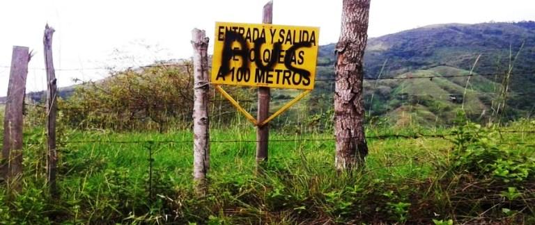 Víctimas y organizaciones de derechos humanos piden reconocer el origen estatal del paramilitarismo