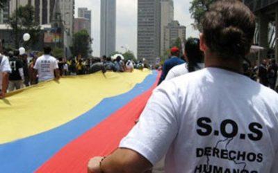 El proceso de paz en Colombia está en juego Preocupa ola de asesinatos de líderes y lideresas sociales
