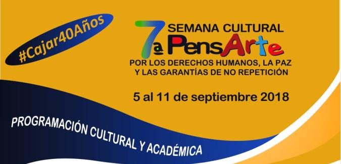 7a. Semana cultural PensArte