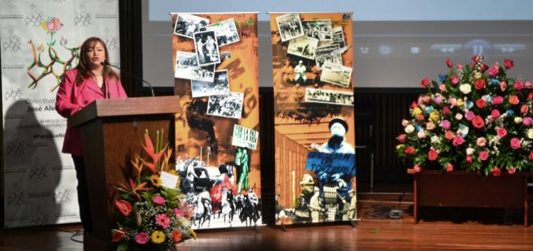 Palabras de apertura de la celebración de los 40 años del Colectivo de Abogados José Alvear Restrepo -Cajar