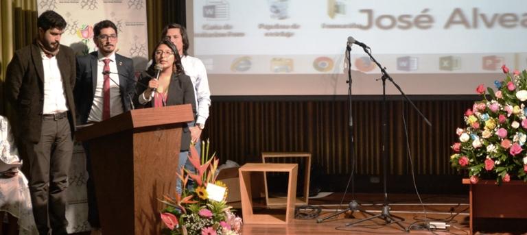 El Cajar, un vientre dador de vida: Palabras de abogados y abogadas jóvenes en la celebración de los 40 años