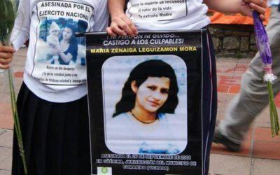 10 años de impunidad: En memoria de María Zenaida Leguizamón