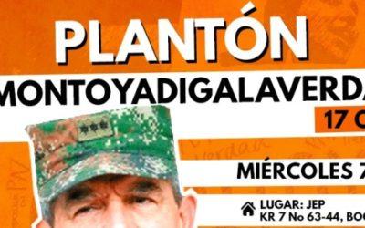 Víctimas esperan que la comparecencia del General Montoya dé inicio a su compromiso con la verdad