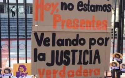 Organización que fundó Bertha Cáceres también es víctima de su asesinato: Cajar
