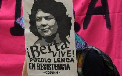 Honduras: Graves irregularidades obstaculizan verdad y justicia en caso Berta Cáceres