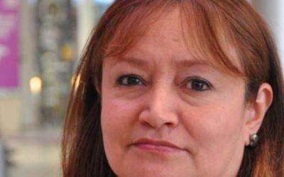 """""""Las iglesias en Suecia pueden ayudar al proceso de paz en Colombia"""" Soraya Gutiérrez"""