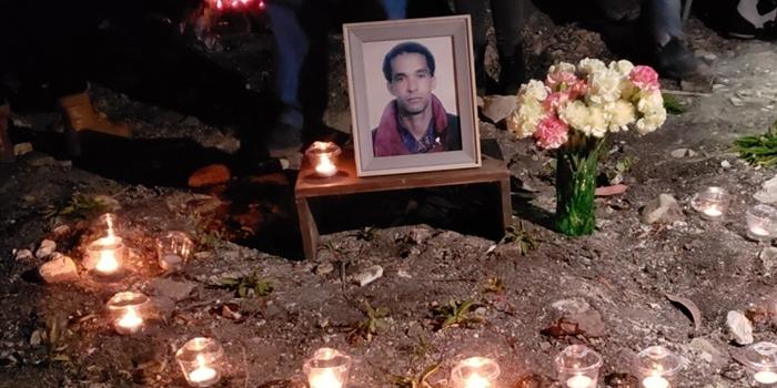16 años del asesinato de Ricardo Rosales