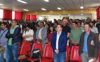 """Parameros del país se reunieron en Málaga para conformar la """"Federación de Campesinos de Colombia"""""""