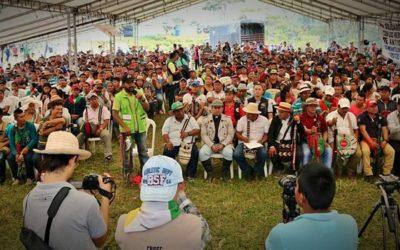 Carta abierta a la Presidencia de la República en respaldo a la Minga Social del Sur Occidente