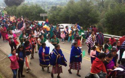 Juez Baltasar Garzón pide dialogo entre el Gobierno Nacional y la Minga Indígena