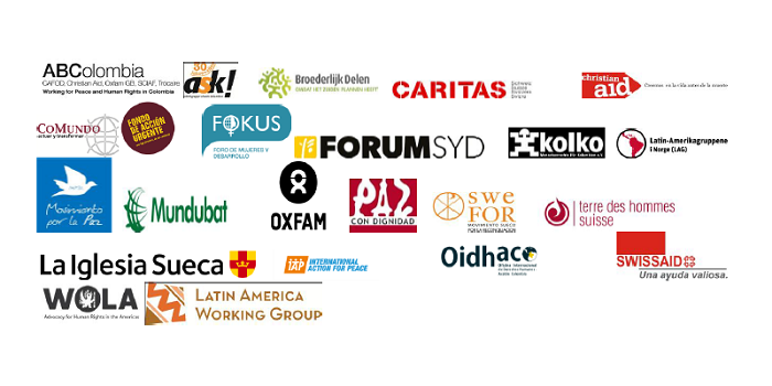 Organizaciones Internacionales de la sociedad civil piden garantías para la protesta social