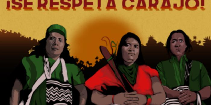 Colombia debe garantizar el derecho a la protesta de los pueblos indígenas y comunidades afrodescendientes