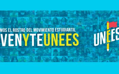 La Unión Nacional de Estudiantes de Educación Superior- UNEES, invita a participar del paro nacional