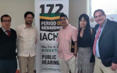 En audiencia de Iván Cepeda ante la CIDH, Estado colombiano se compromete a entregar información del caso que enfrenta con Uribe