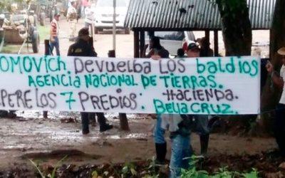 A juicio teniente de la policía por homicidio, tortura y concierto para delinquir en La Hacienda Bellacruz en 1996