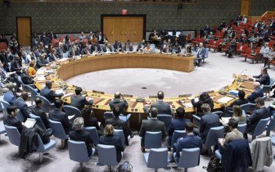"""""""El Consejo de Seguridad viene a expresar su apoyo absoluto al proceso de paz de Colombia"""":"""