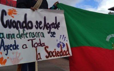 Comunicado de la Red de facilitadores y facilitadoras jurídicas del Suroccidente colombiano