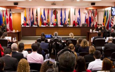 Estado colombiano rinde cuentas sobre 14 condenas ante la Corte IDH