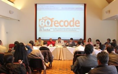 Rechazamos las amenazas contra Fecode