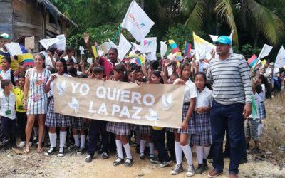 Manifiesto por la Vida y la Paz del Bajo Cauca Caravana Humanitaria