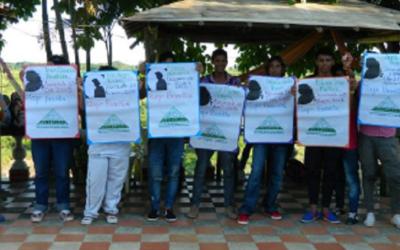 Comunicado a propósito de la detención de defensores de derechos humanos en Bucaramanga