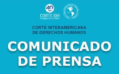 Corte Interamericana sesionó en Barranquilla y Bogotá del 26 de agosto al 6 de septiembre