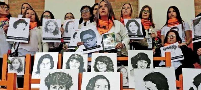 Los desaparecidos del Palacio de Justicia sí existen