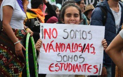 La UNEES denuncia ante la opinión pública la reciente represión contra el estudiantado de la Universidad del Atlántico