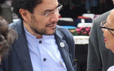 Comunicado de prensa del Senador Iván Cepeda