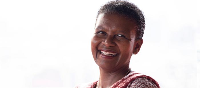 Alice Mogwe, de Botswana, es la nueva Presidente de la FIDH