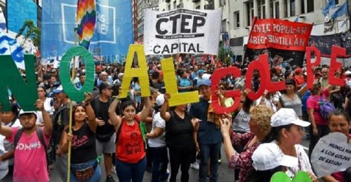 Organizaciones Latinoamericanas de derechos humanos condenan Golpe de Estado en Bolivia