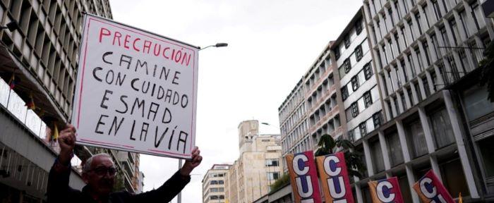 CIDH expresa su preocupación por actos de represión por parte de agentes del Estado