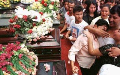 En firme acusación contra Exsubjefe de seguridad de Ecopetrol por masacre del 16 de mayo en Barranca