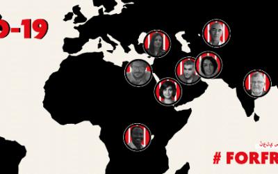 COVID-19: Los defensores de derechos humanos detenidos deben ser liberados inmediatamente