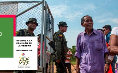El rol de las empresas en el conflicto armado y la violencia sociopolítica