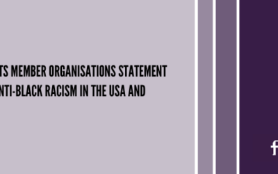 FIDH and its member organisations statement against anti-Black racism in the USA and globally