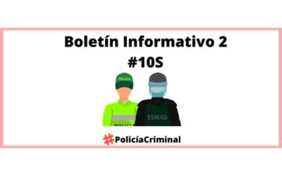 Boletín Informativo 2 #10S