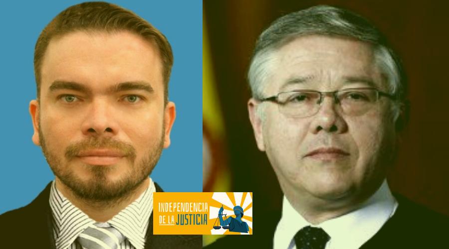 La persecución a la independencia judicial tiene rostro