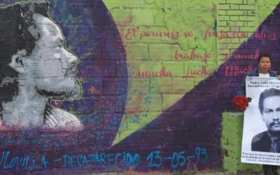 Colombia a juicio en CIDH por desaparición forzada de Pedro Julio Movilla