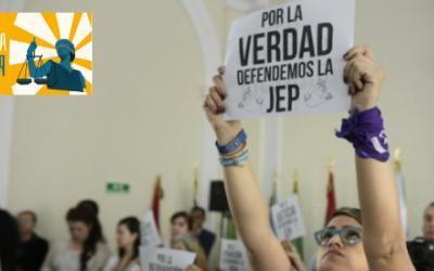 Respetar la JEP es respetar la independencia de la justicia