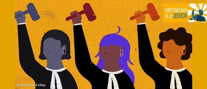 Paridad y enfoque de género en las Cortes: Otro pendiente en la justicia colombiana