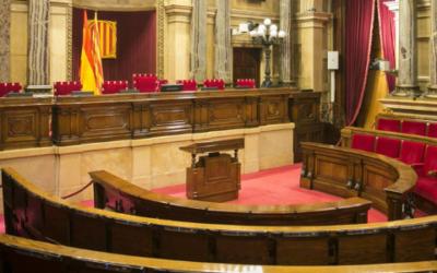 Resolución del Parlamento Catalán