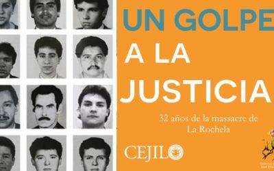 La Rochela Violaciones de derechos humanos de militares juzgadas por el fuero penal ordinario